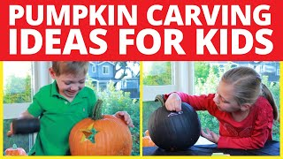 Pumpkin Carving Ideas 2014