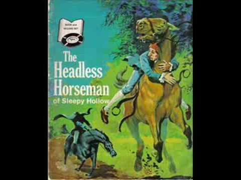 The Headless Horseman of Sleepy Hollow 1970 Book & Record