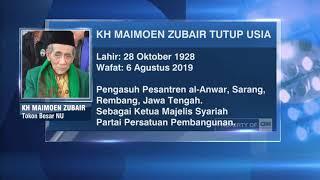 Mbah Moen Wafat di Mekah, Berikut Profilnya!