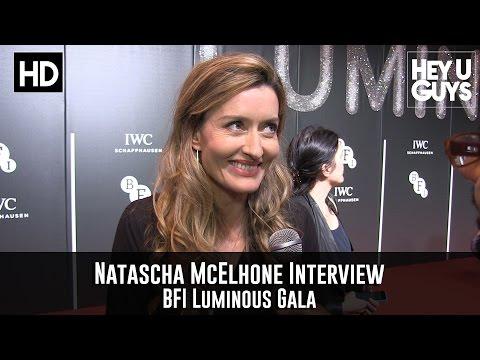 Natascha McElhone   BFI Luminous Gala 2015