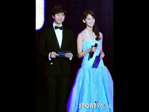Yoona et Lee Seung GI Dating 2015