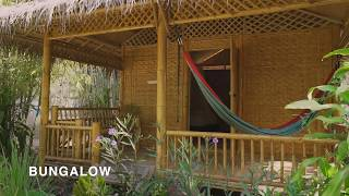 Shared Bungalow at Suan Sati Yoga Retreat Center Chiang Mai