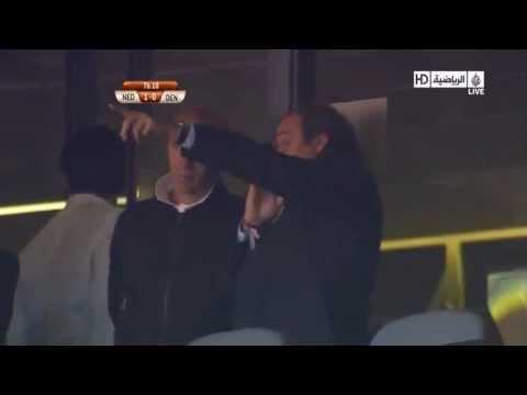 Watch Michel Platini accept the Ice Bucket Challenge ...