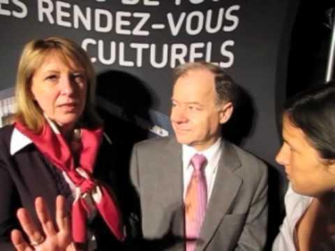 La Vitrine au 2-22 | Christine St-Pierre et Raymond Bachand