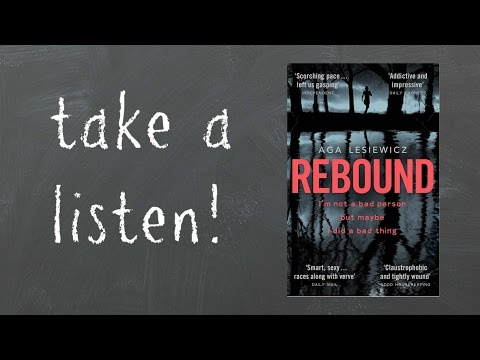 REBOUND   EXTRACT  written by Aga Lesiewicz