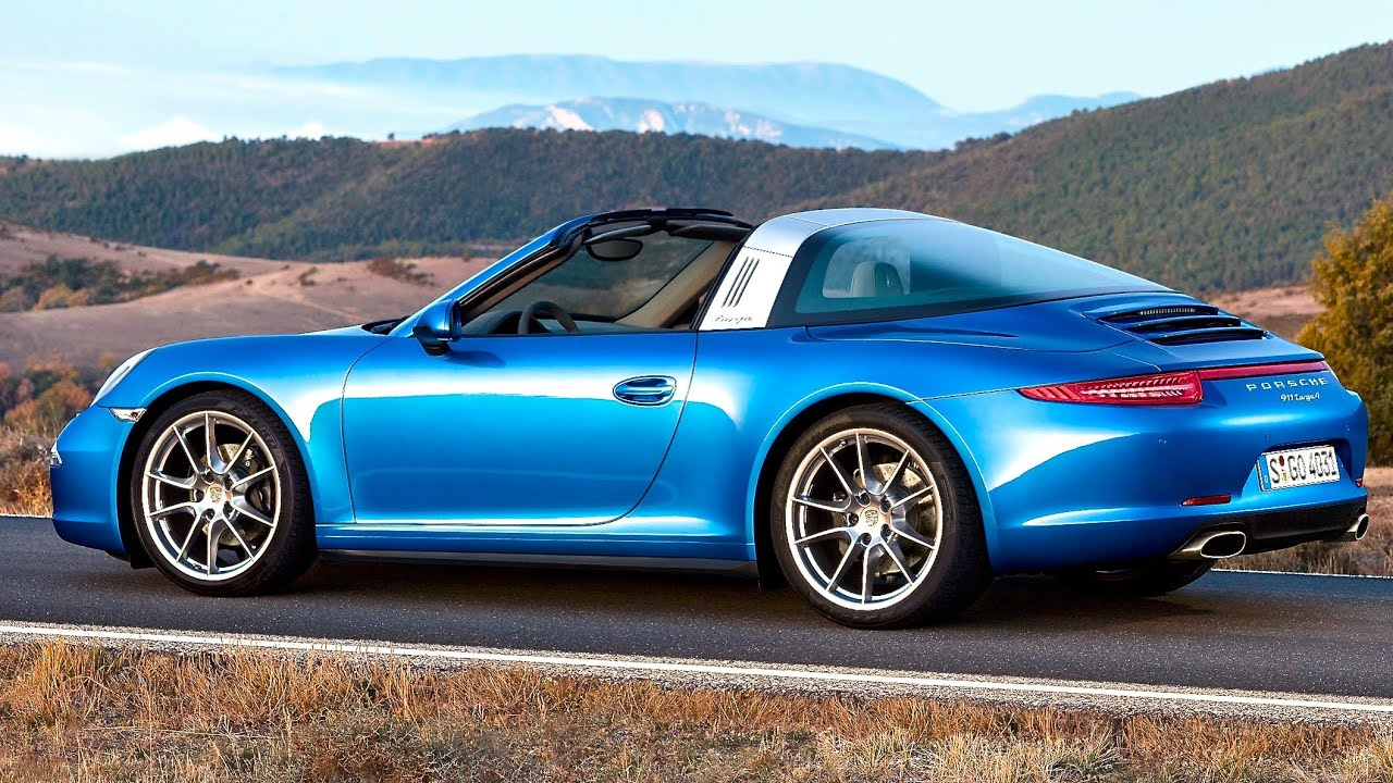 Porsche 911 Targa 2014 Price 120 000 First Commercial