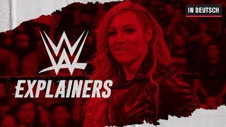 Wer ist Becky Lynch? – WWE Explainers