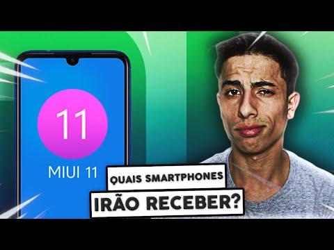 SAIUU! Saiba quais smartphones irão receber a MIUI 11 da Xiaomi