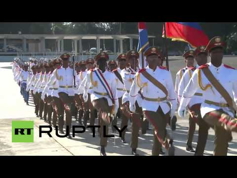 Cuba: Shoigu visits Cuban military base after Castro meeting