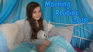 MORNING ROUTINE 2018 + DAG VLOG - Bibi
