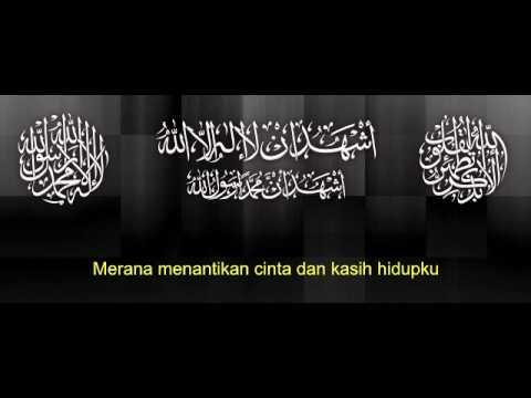 Menanti Cinta with lyric by imtiyaz kRew