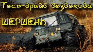 Фото Тест-драйв вездехода Шершень. Обзор на бюджетный бортоповорот. 4к.
