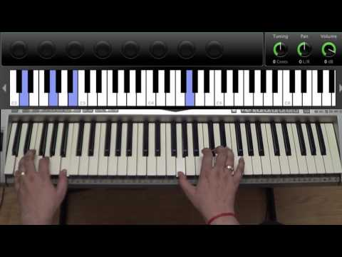 My Little Dog - Initial Grade Electronic Keyboard Exam 2015 -2018 - Trinity