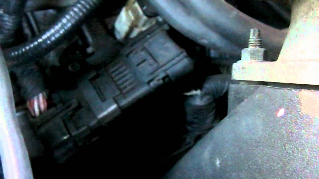 2006 Ford F650 Fuse Box Repair And Replace Neutral Safety Switch 1999 Ford Taurus