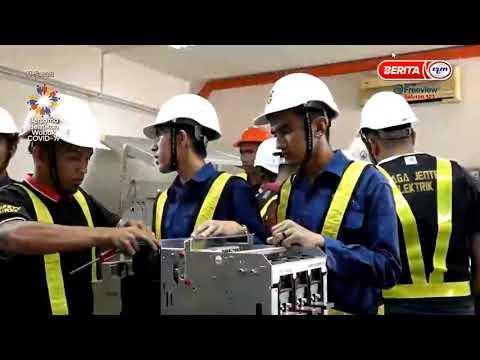 Dokumentari Diploma in Offshore Engineering Ranaco di RTM