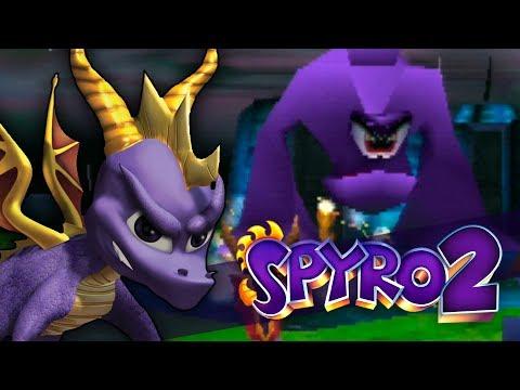 Stop STEALING my THUNDER — Spyro 2: Ripto's Rage #5