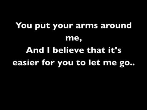 Christina Perri, Arms- Lyrics