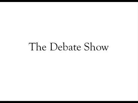 Debate #1 Universal Suffrage HK