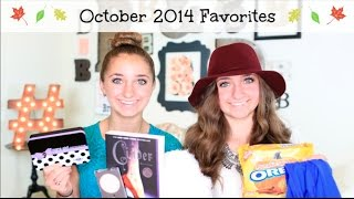 2014 Fall Favorites | Brooklyn & Bailey Thumbnail