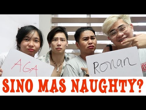COUPLE BATTLE with AGASSI and JAI | Wowie and Ronan