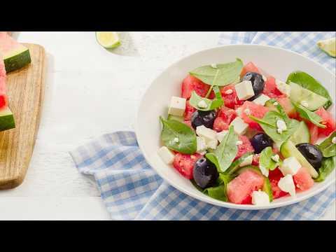 recette-:-salade-à-la-pastèque,-concombre-et-feta