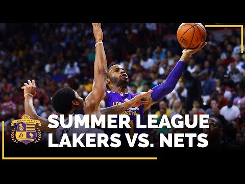 Lakers Are Headed To The NBA Summer League Semifinals!!!