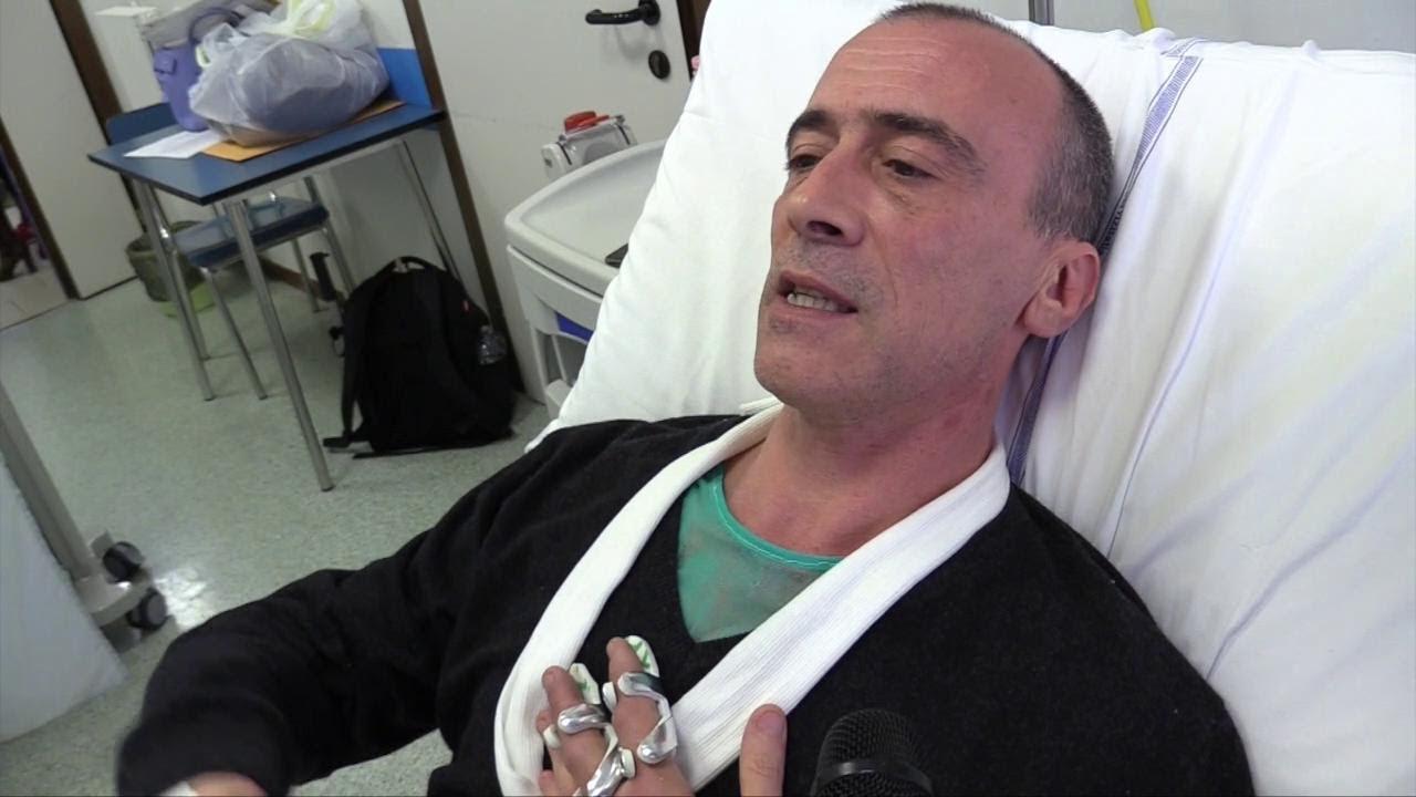 """Download Genova, operato cronista di Repubblica: """"Picchiato a terra inerme, è stata una caccia all'uomo"""""""