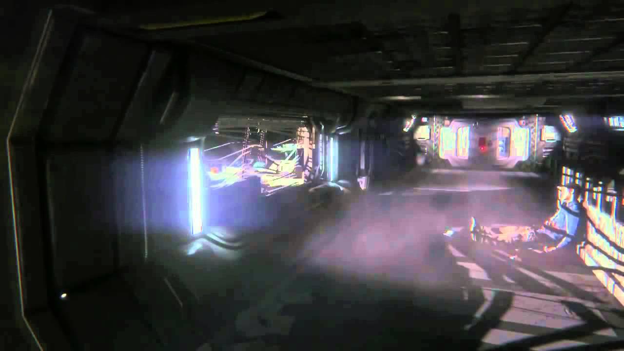 Alien: Isolation -- геймплей трейлър