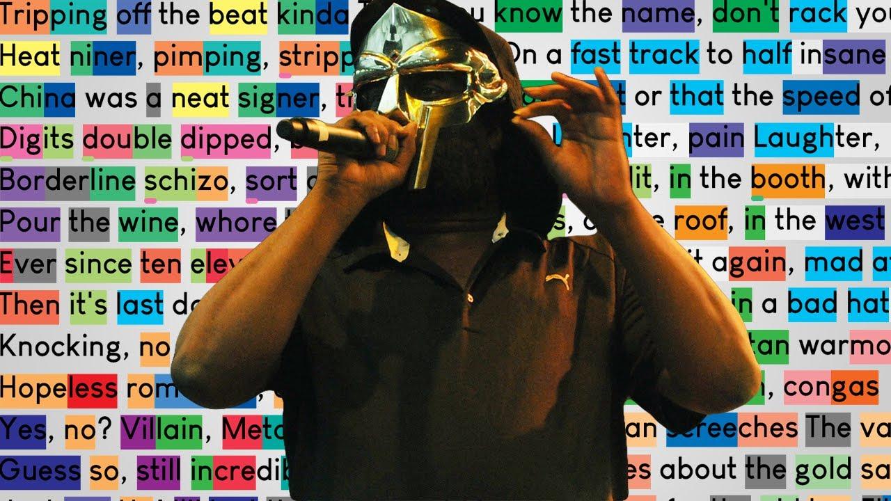 Download MF DOOM - Meat Grinder | Rhymes Highlighted
