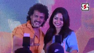 🤟 I Love You Kannada Movie Tralier Launch By Kiccha Sudeep 2019