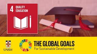 Sustainable Development Goal 4 - Quality Education - Rorden Wilkinson