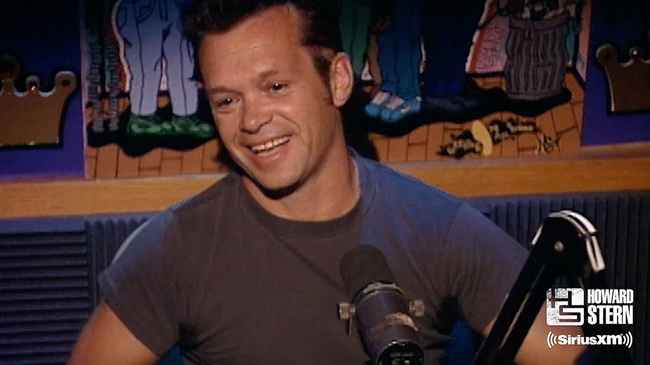 John Mellencamp Makes a Mystery Guest Appearance on the Stern Show (1996)