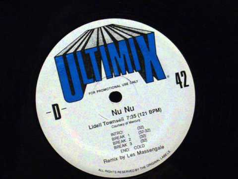 Nu Nu - Lidell Townsell (ultimix 42)  1992