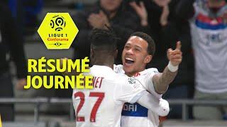 Résumé de la 31ème journée - Ligue 1 Conforama / 2017-18