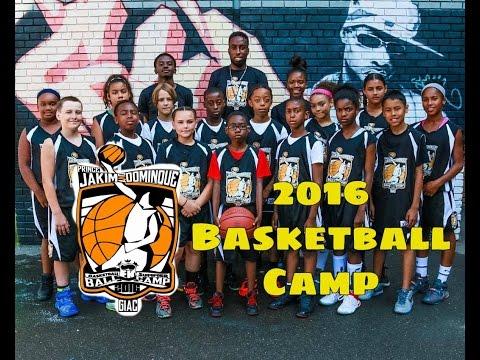 Prince Jakim And Dominque 2016 GIAC Summer Basketball Camp