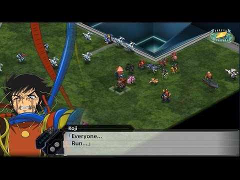 NOW THAT'S JUST WRONG ON SO MANY LEVELS | Super Robot Wars #41