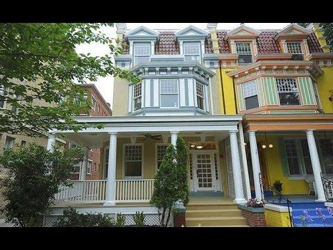 Mount Pleasant DC | Living in Mt Pleasant
