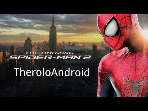 The Amazing Spiderman 2 v1 2 0m (apk + obb)
