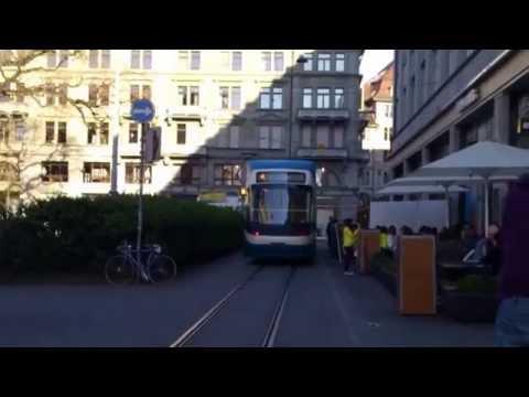 7. STREET VIDEO - ZÜRICH CITY/ SWITZERLAND, 2015