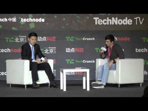 Stephen Zhu, VP of Didi's Strategy At TechCrunch Beijing 2015