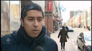 NCCM's Amira Elghawaby on CBC News about vandalism of Quebec mosques