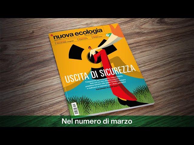 La Nuova Ecologia, il numero di marzo 2021