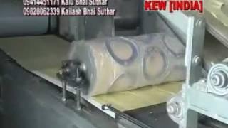 Automatic Papad Making Machine with Dryer (Original Video)