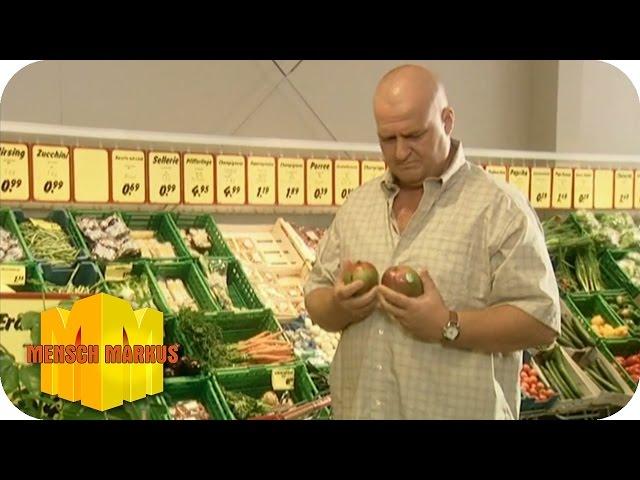 Obst Einkauf | Mensch Markus