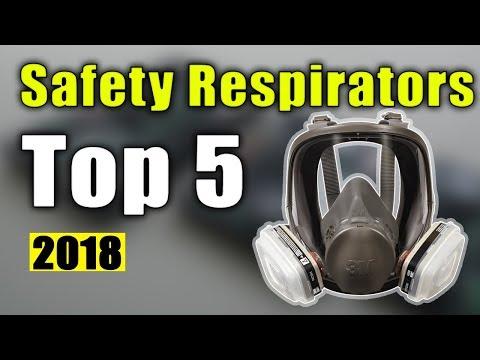 BEST 5: Safety Respirators