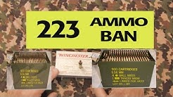 The 223 Ammo Ban