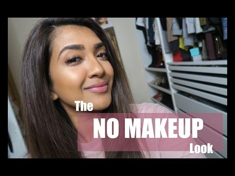 The NO MAKEUP Look: Vithya Hair and Makeup Artist