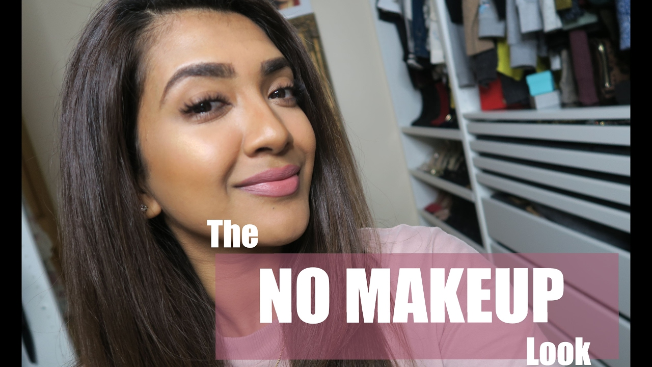 The NO MAKEUP Look | Vithya Hair and Makeup Artist