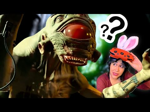 Willy Wonka is an Alien & I'm in Over My Head (Half-Life: Alyx)