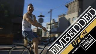 UFC 194 Embedded: Vlog Series - Episode 3